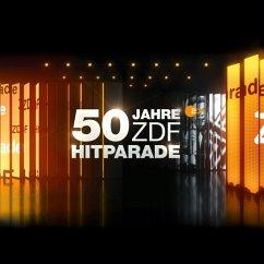 50 Jahre ZDF Hitparade (1 CD) - Diverse