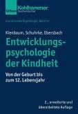 Entwicklungspsychologie der Kindheit (eBook, ePUB)