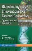 Biotechnological Interventions for Dryland Agriculture