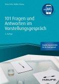 101 Fragen und Antworten im Vorstellungsgespräch - inkl. Augmented- Reality-App (eBook, PDF)