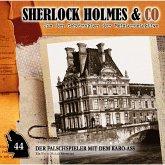 Sherlock Holmes & Co, Folge 44: Der Falschspieler mit dem Karo-Ass (MP3-Download)