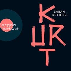 Kurt (Ungekürzte Autorinnenlesung) (MP3-Download) - Kuttner, Sarah