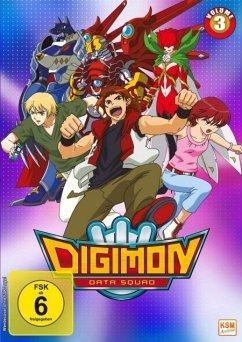 Digimon Data Squad - Vol. 3 - Episode 33-48
