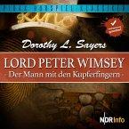 Lord Peter Wimsey: Der Mann mit den Kupferfingern (MP3-Download)