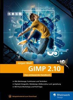 GIMP 2.10 (eBook, PDF) - Wolf, Jürgen