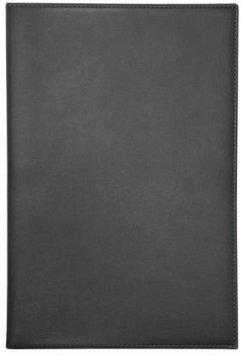 Terminkalender President mit Wechelhülle Tizio schwarz 2020