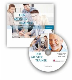 Der MeisterTrainer, CD-ROM / Die Handwerker-Fibel, Ausgabe 2019