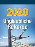 Unglaubliche Rekorde 2020