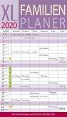 XL Familienplaner 2020