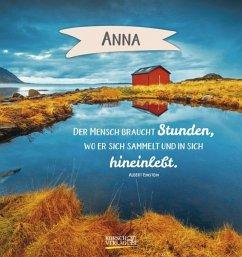 Namenskalender Anna
