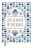 Buchkalender Campus Beach 2020