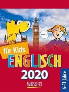 Sprachkal. Englisch für Kids 2020