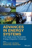 Advances in Energy Systems (eBook, ePUB)