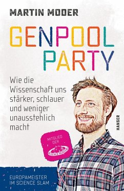 Genpoolparty (eBook, ePUB) - Moder, Martin