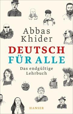 Deutsch für alle (eBook, ePUB) - Khider, Abbas