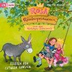 Rosa Räuberprinzessin und das Törtchen-Geheimnis (MP3-Download)
