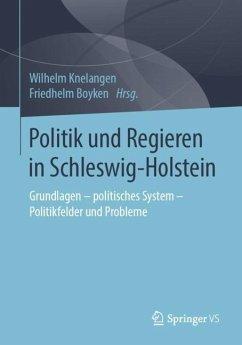 Politik und Regieren in Schleswig-Holstein