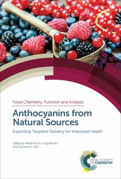 Anthocyanins from Natural Sources (eBook, ePUB)