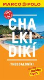 MARCO POLO Reiseführer Chalkidiki, Thessaloniki (eBook, ePUB)