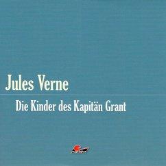 Die große Abenteuerbox, Teil 6: Die Kinder des Kapitän Grant (MP3-Download) - Verne, Jules