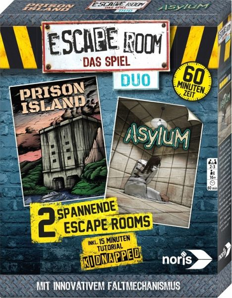Escape Room Das Spiel 2 NORIS 606101891 Gesellschaftsspiel