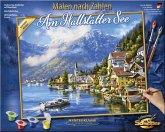 Schipper 609130802 - Malen nach Zahlen-Hallstätter See, 40 x 50 cm