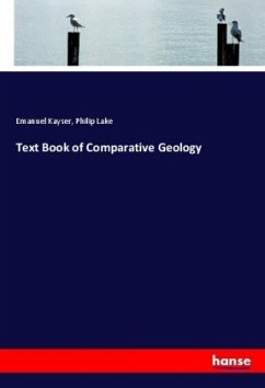 Text Book of Comparative Geology