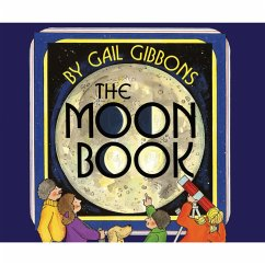 The Moon Book (Unabridged) (MP3-Download) - Gibbons, Gail