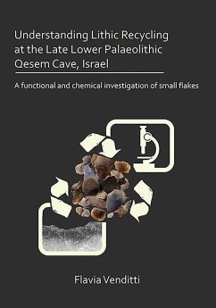 Understanding Lithic Recycling at the Late Lower Palaeolithic Qesem Cave, Israel - Venditti, Flavia