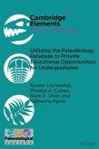 Utilizing the Paleobiology Database to Provide Educational Opportunities for Undergraduates (eBook, PDF)