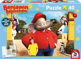 Benjamin Blümchen, Puzzle zum Kinofilm, Motiv 2 (Kinderpuzzle)