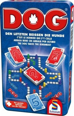 Dog Kartenspiel