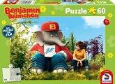 Benjamin Blümchen, Puzzle zum Kinofilm, Motiv 4 (Kinderpuzzle)