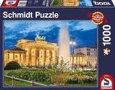 Brandenburger Tor, Berlin (Puzzle)
