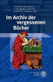 Im Archiv der vergessenen Bücher (eBook, PDF)