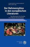 Der Rahmenzyklus in den europäischen Literaturen (eBook, PDF)