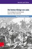 Die letzten Könige von Juda (eBook, PDF)