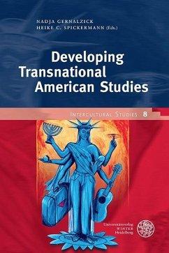Developing Transnational American Studies (eBook, PDF)