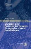 Grundzüge einer Poetologie des Textendes der deutschen Literatur des Mittelalters (eBook, PDF)