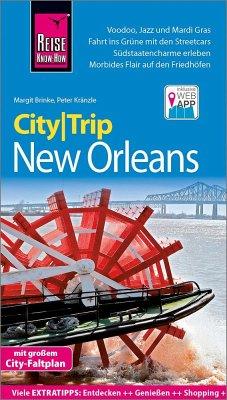 Reise Know-How CityTrip New Orleans - Brinke, Margit; Kränzle, Peter