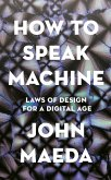 How to Speak Machine (eBook, ePUB)