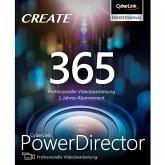 CyberLink PowerDirector 365 Jahresversion (365-Tage) (Download für Windows)