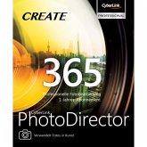 CyberLink PhotoDirector 365 Jahresversion (365-Tage) (Download für Windows)