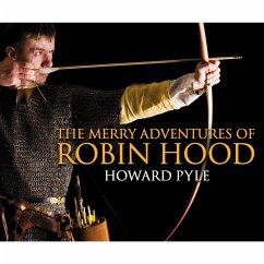 The Merry Adventures of Robin Hood (Unabridged) (MP3-Download) - Pyle, Howard