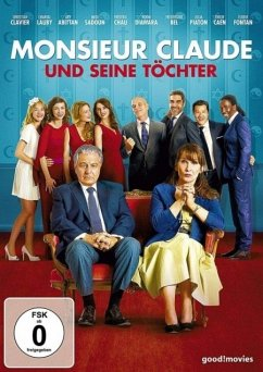 Monsieur Claude und seine Töchter - Monsieur Claude 1/Dvd