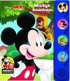 Disney - Micky und Freunde - Mickys Baumhaus - Silhouetten-Soundbuch