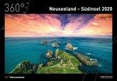 360° Neuseeland - Südinsel Kalender 2020