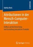 Attributionen in der Mensch-Computer-Interaktion (eBook, PDF)