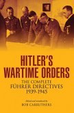 Hitler's Wartime Orders (eBook, ePUB)