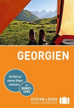 Stefan Loose Reiseführer Georgien (eBook, ePUB) - Kramm, Nina; Kramm, Nina Gabriele
